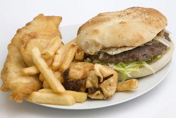 high-cholesterol-burger