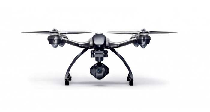 yuneec typhoon quadcopter