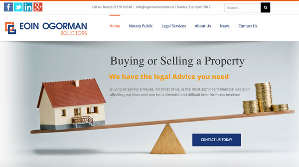 eoin gorman solicitors