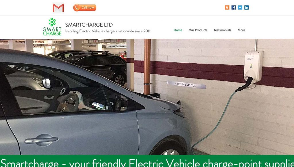 smartcharge.ie ev installation specialists