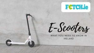 e-scooter in ireland
