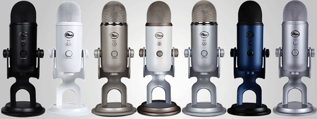 blue yeti podcast and youtube microphone