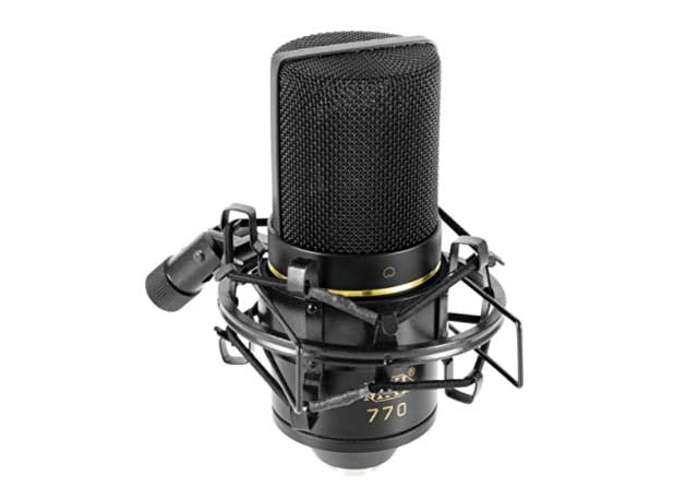 mxl 770 podcast mic