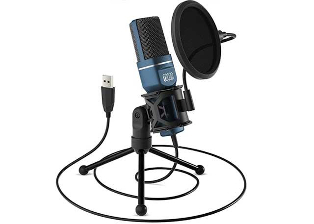 toner USB microphone