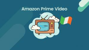amazon prime video ireland