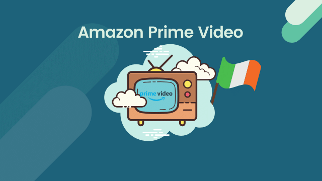 amazon prime video ireland