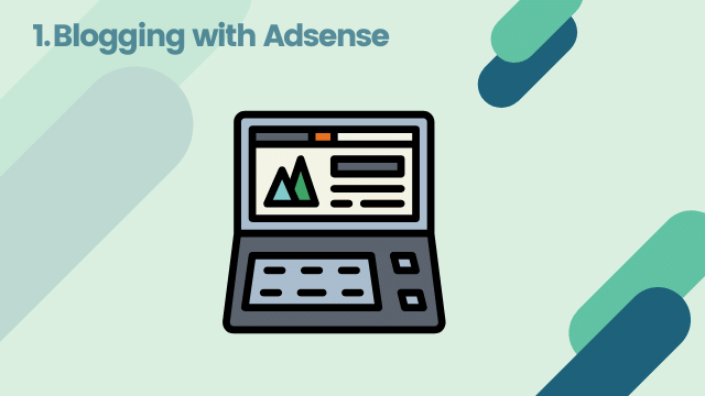 blogging with adsense revenue