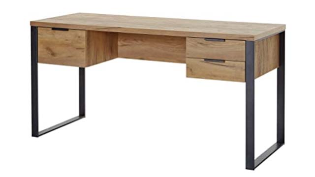 the perfect home office desk