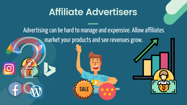 affiliates can be hard to manage