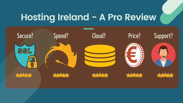 hosting ireland 5 star review