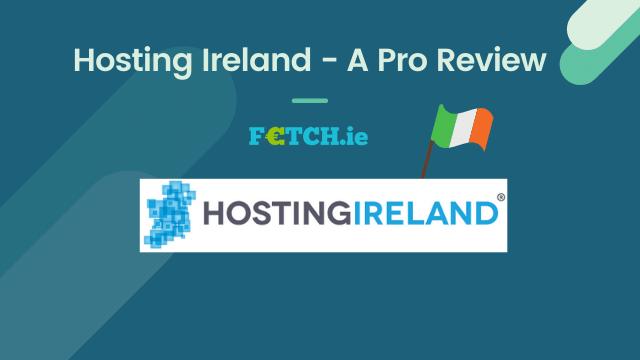 hosting ireland review