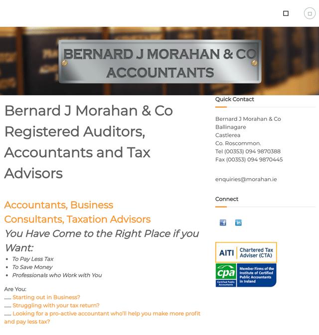 Bernard J Morahan & Co