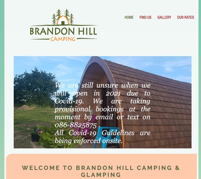 Brandon Hill Camping