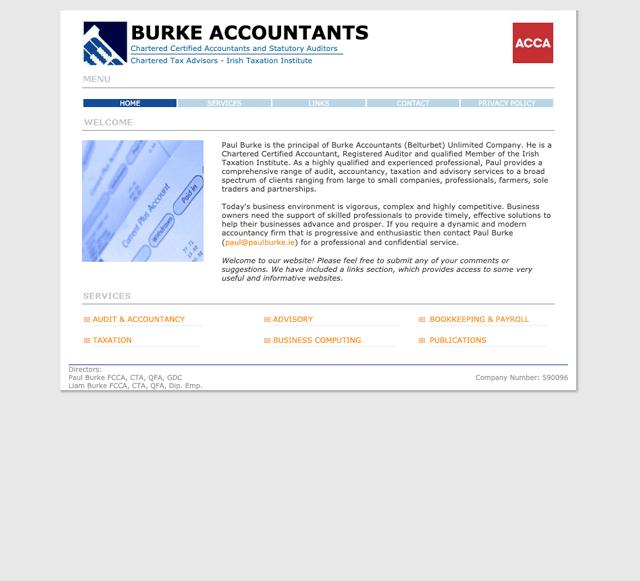 Burke Accountants Cavan