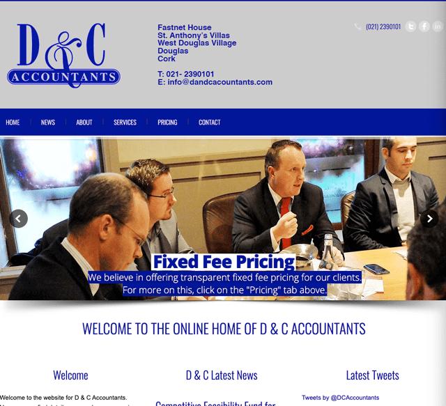 D&C Accountants Cork