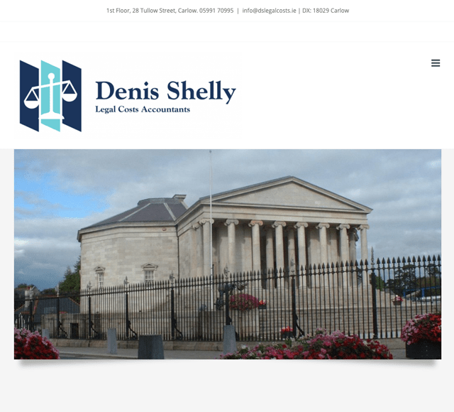 Denis Shelly Legal Costs Accountants Limited Carlow