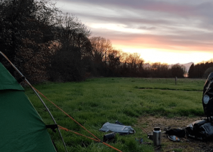 Best Camping Site Kildare