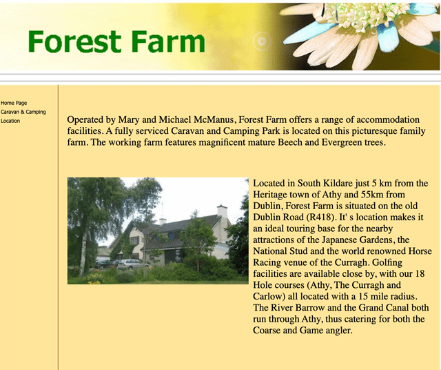 Forest Farm