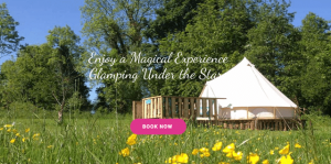Best Camping Site Laois