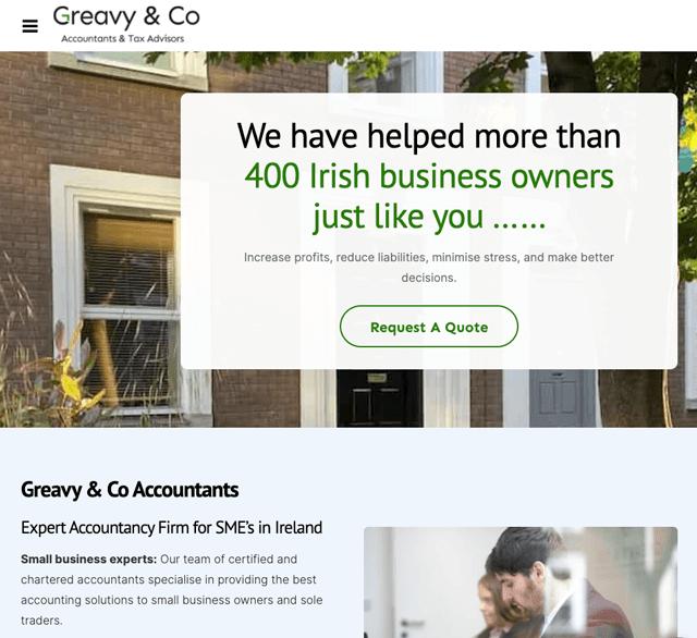 Greavy & Co Accountants