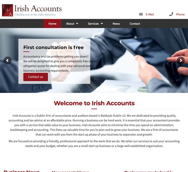 Irish Accounts