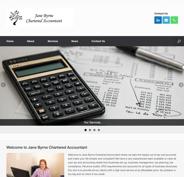 Jane Byrne Chartered Accountant