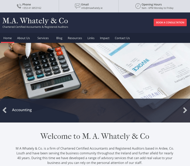 M A Whately & Co.