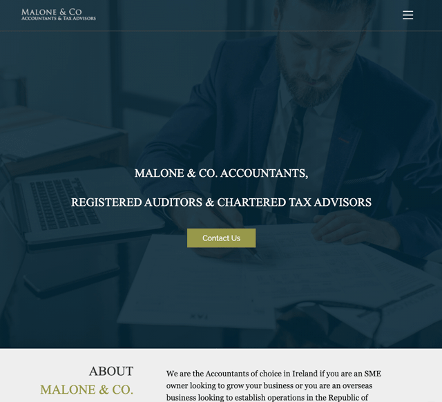 Malone and Co. Accountants