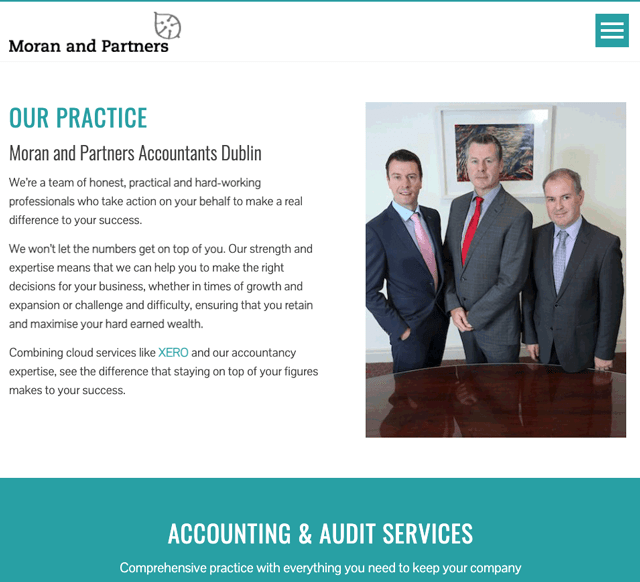 Moran and Partners Accountants