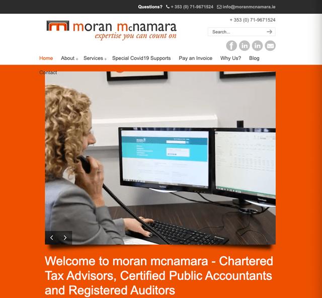 Moran Mcnamara