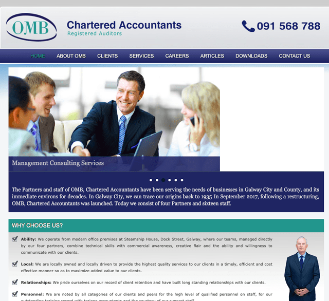 OMB Accountants Limited