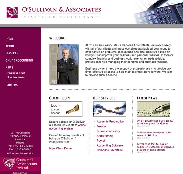 O'Sullivan and Associates
