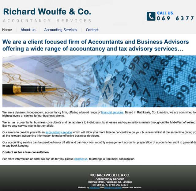 Richard Wolfe & Co.