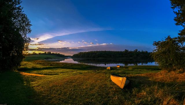 Row Campsite, camping Cavan