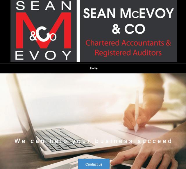 Sean McEvoy and Co Accountants Cavan
