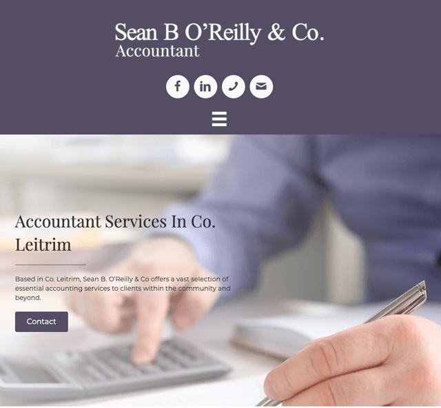 Sean B O'Reilly & Co.