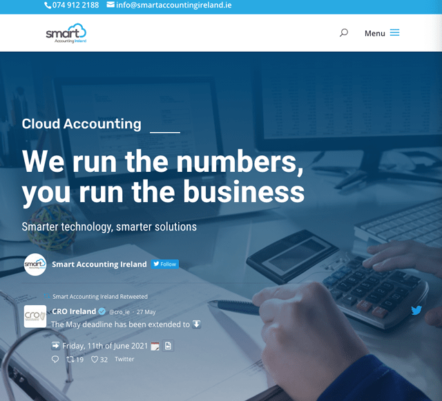 Smart Accounting Ireland,Donegal