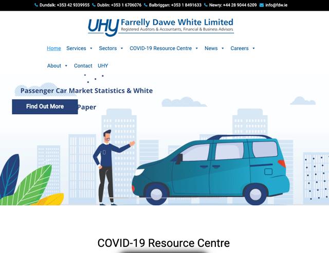 UHY Farrelly Dawe White Limited